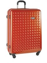 Harde K. 4 Wiel Dot drops Oranje regular 12126PC