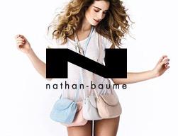 nathan baume sac a main cuir