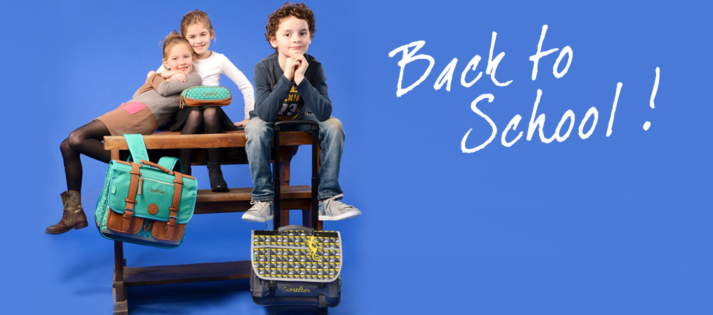 cartables et sacs a dos scolaire