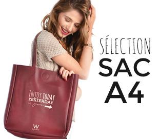 sac a main A4