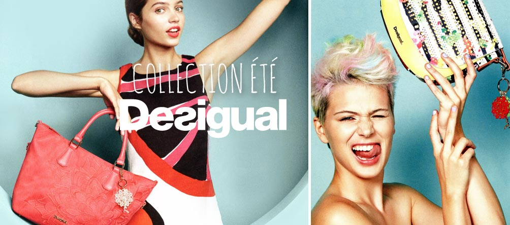 nouvelle collection desigual